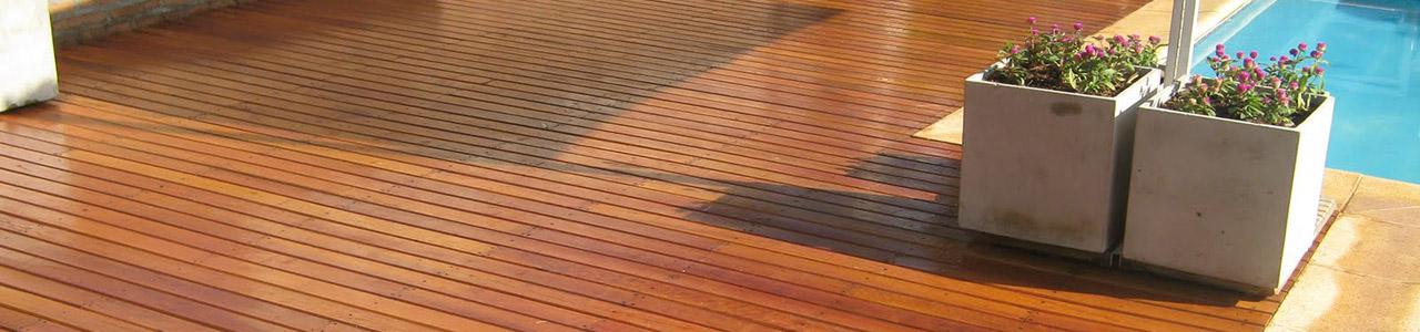Venta e instalaci n de pisos deck para exteriores m xico d f for Pisos de madera para exteriores